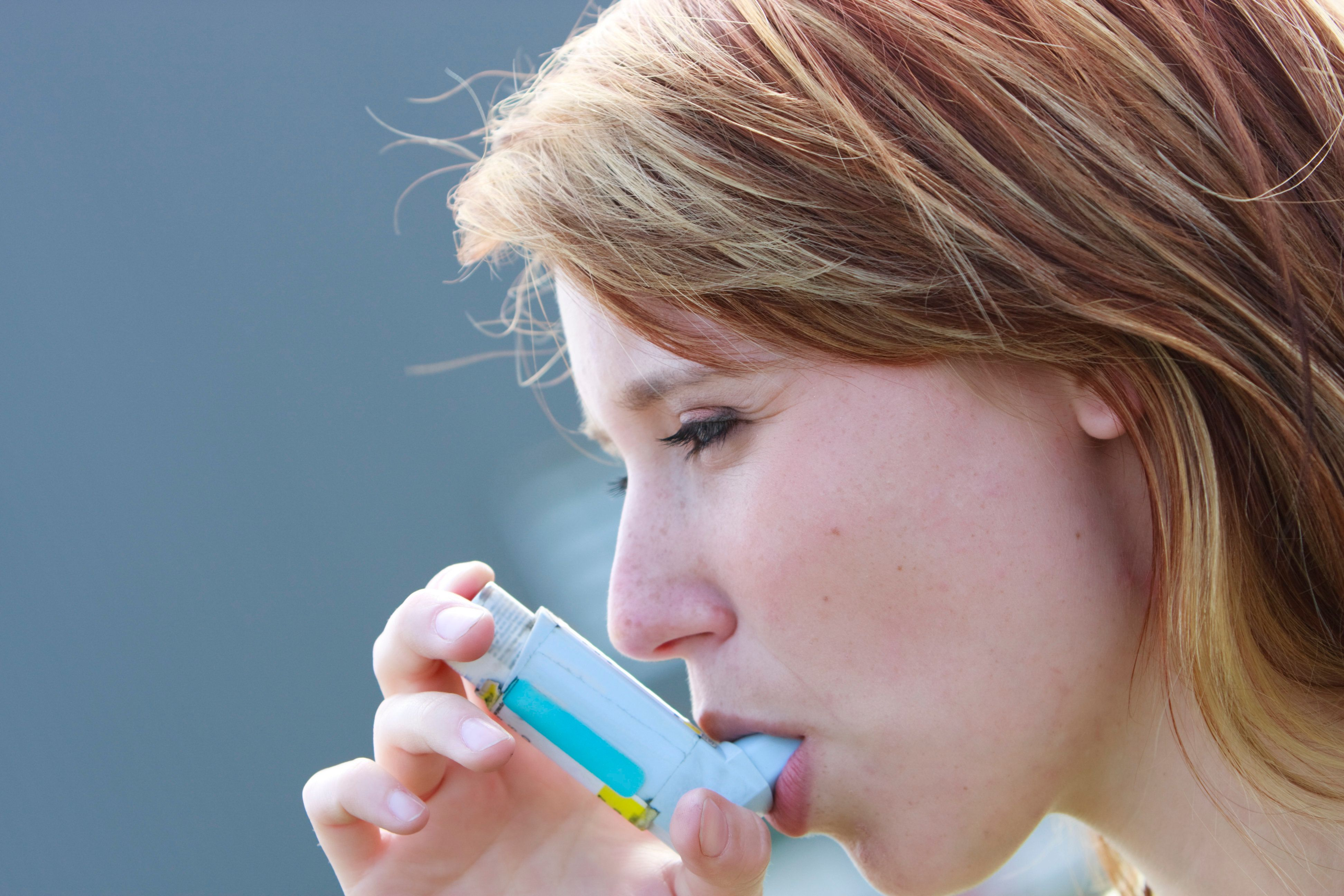 Third Of Adults Diagnosed With Asthma 'Do Not Have The