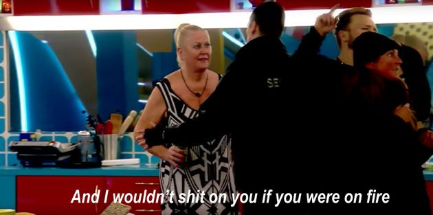 22 Already-Iconic Moments From Kim Woodburn's Epic 'Celebrity Big Brother'