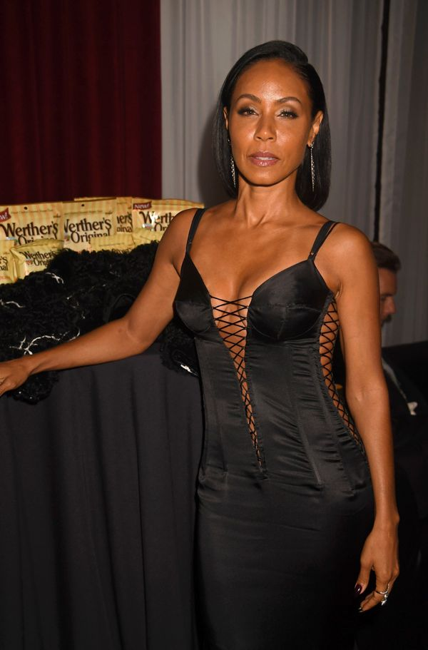 Jada Pinkett Smith in Dolce & Gabbana