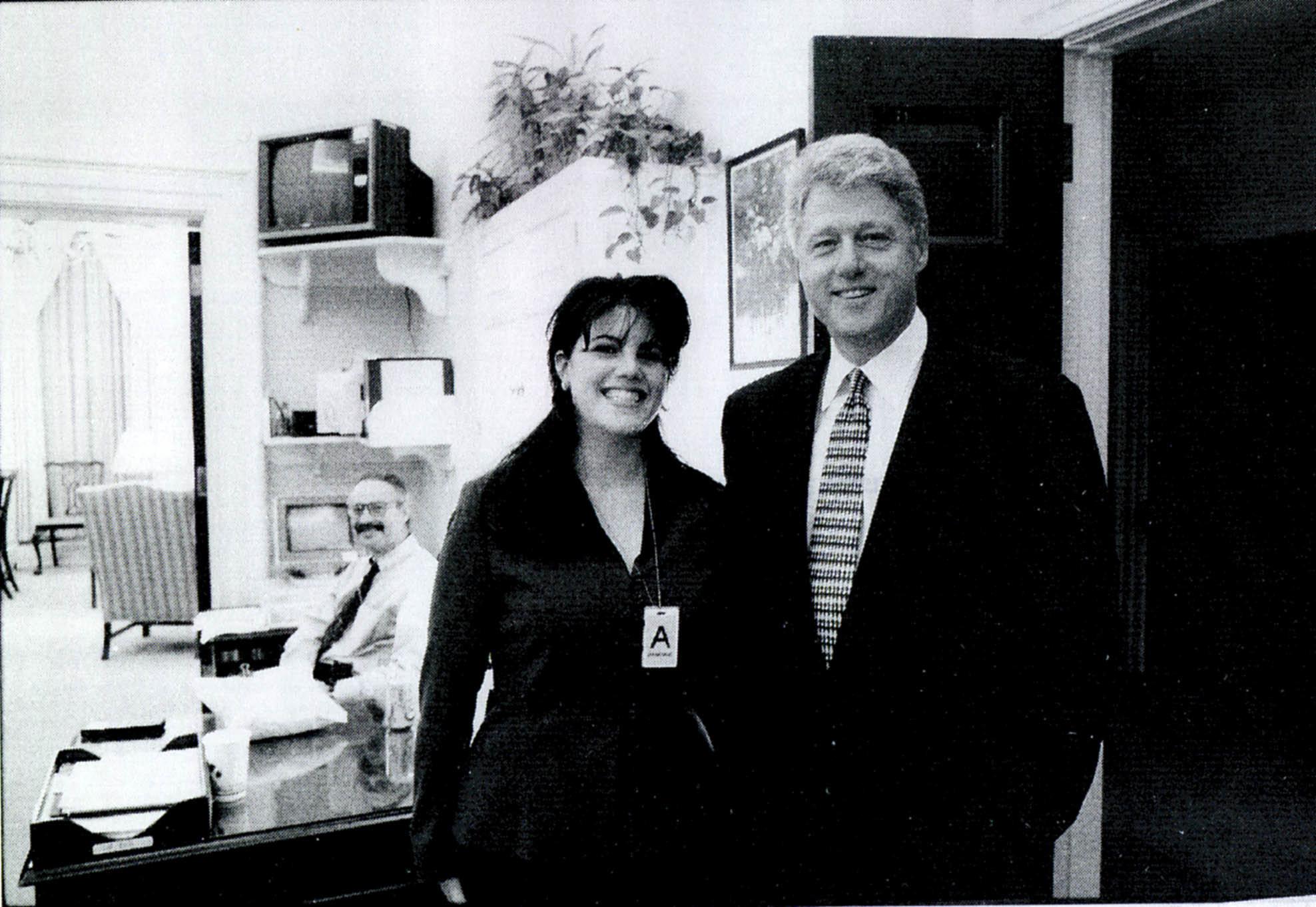 Bill Clinton, Monica Lewinsky To Get 'American Crime Story'