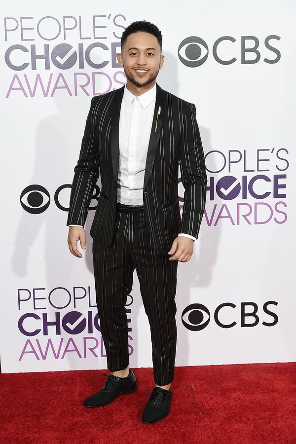 Tahj Mowry in The Kooples