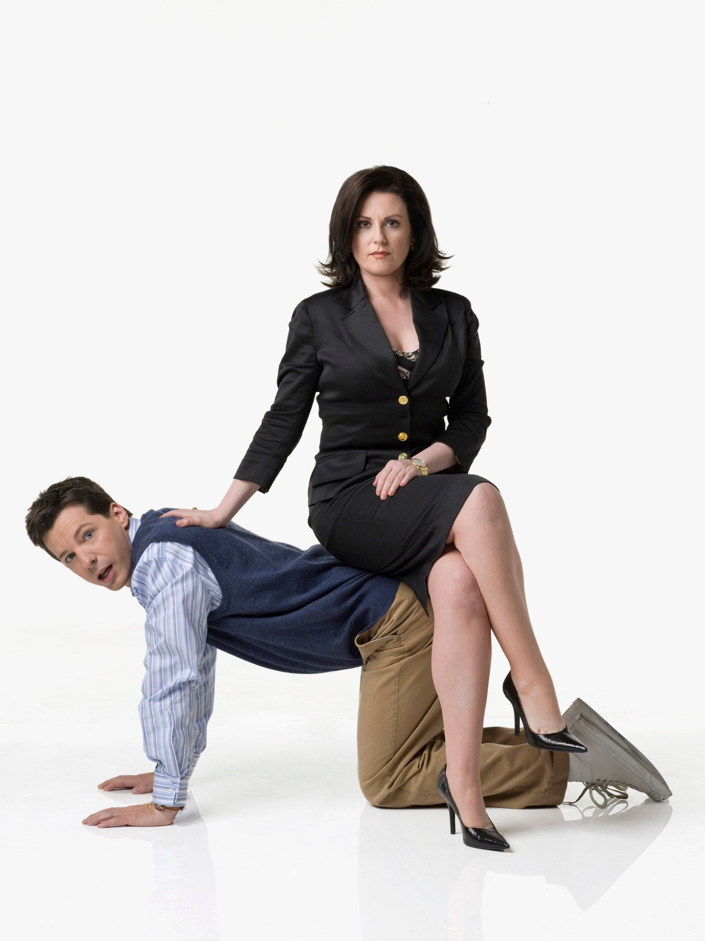 20 Times Karen And Jack Totally Stole The Show In 'Will And Grace'