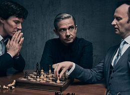 'Sherlock' Writers Cancel Russian Talk Following Leak Of Final Episode