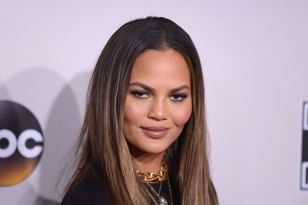Chrissy Teigen Shares Empowering Photo Of Stretch Marks On