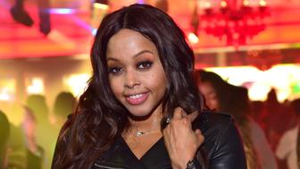 Christette Michele attends Soho Lounge on November 23, 2015 in Atlanta, Georgia.