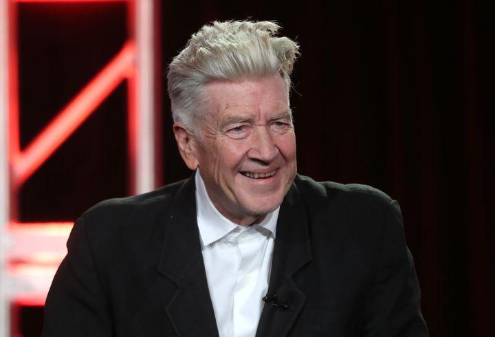 David Lynch, whose birthday is today, Jan. 20.