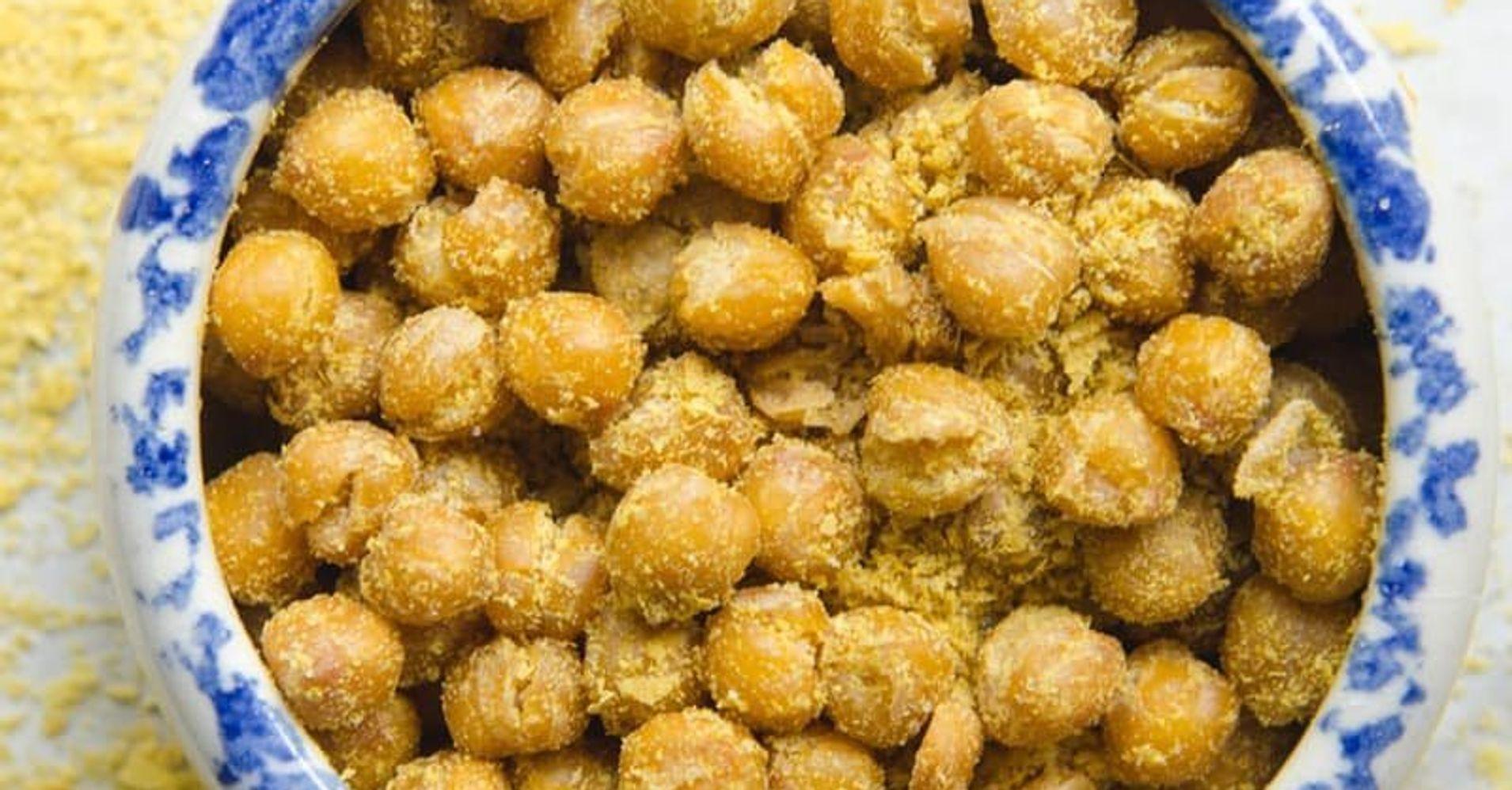 how to make chickpeas taste like meat