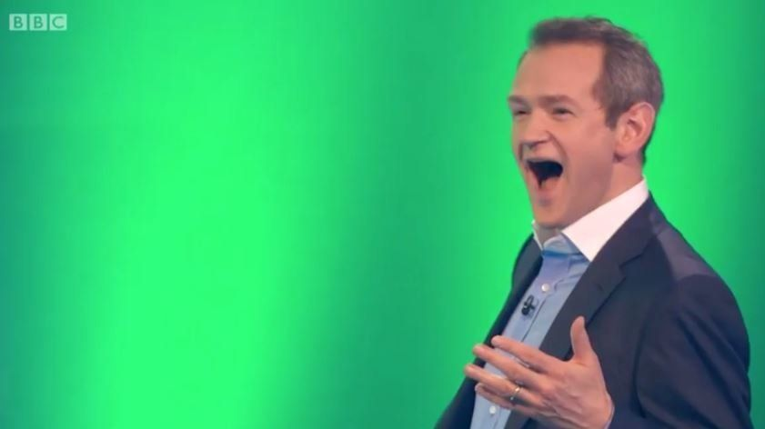 Alexander Armstrong on was an actual pointless