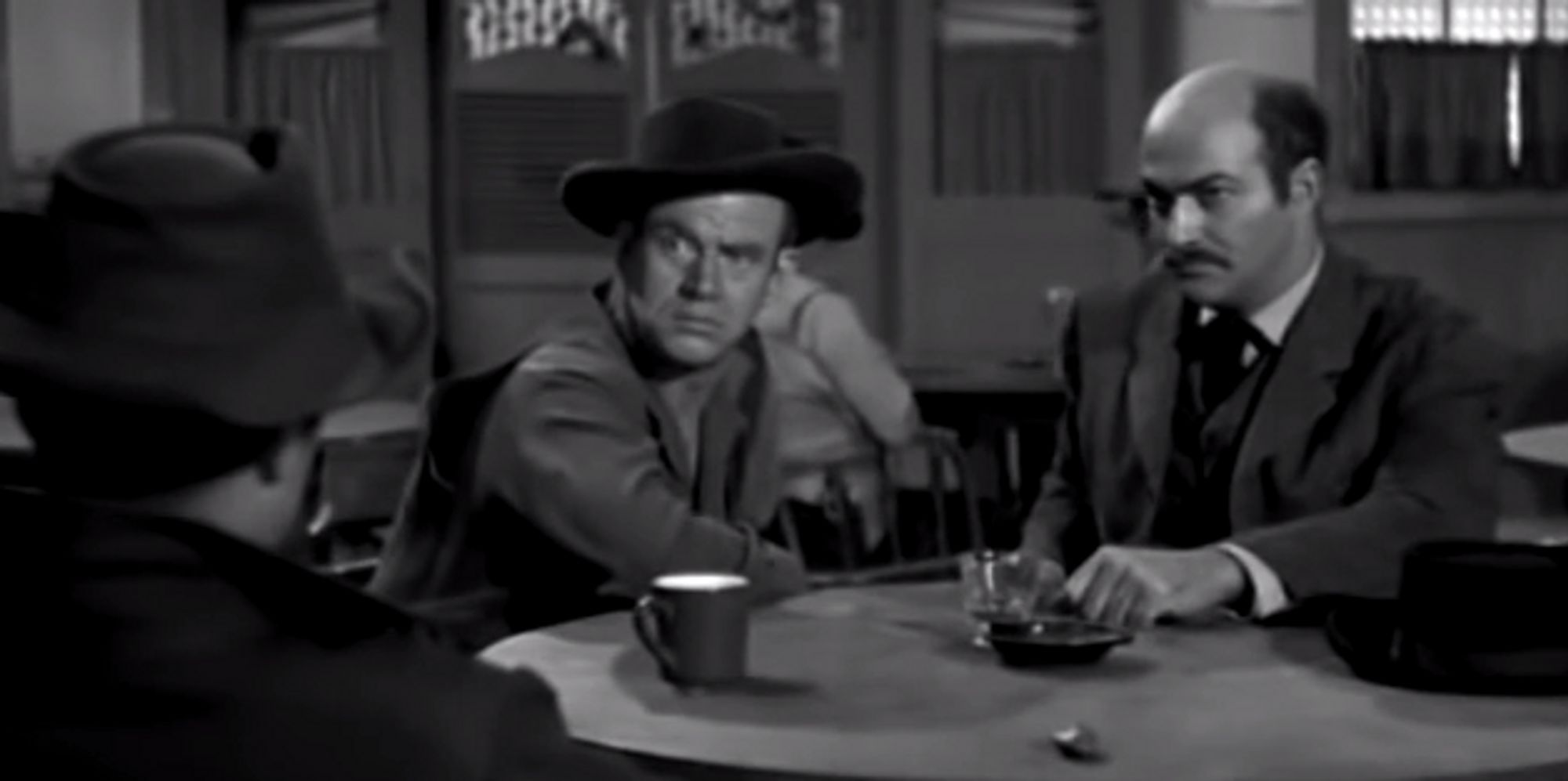 1950s Western Featured Con Man Named Trump Who Wanted To Build A Wall