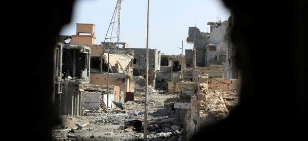 U.S. Bombers Strike ISIS Targets In Libya