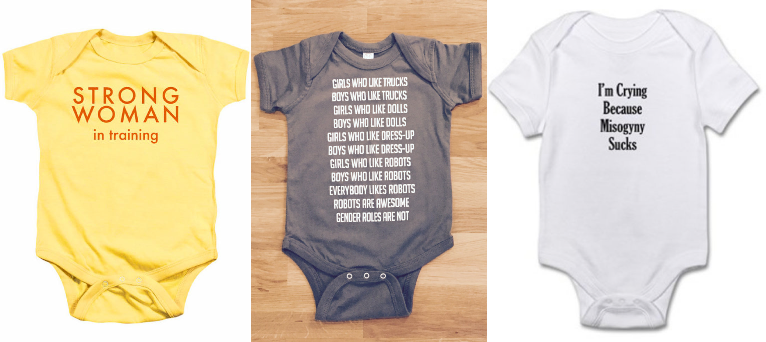 Future Feminist Baby Bodysuit or Youth T Shirt