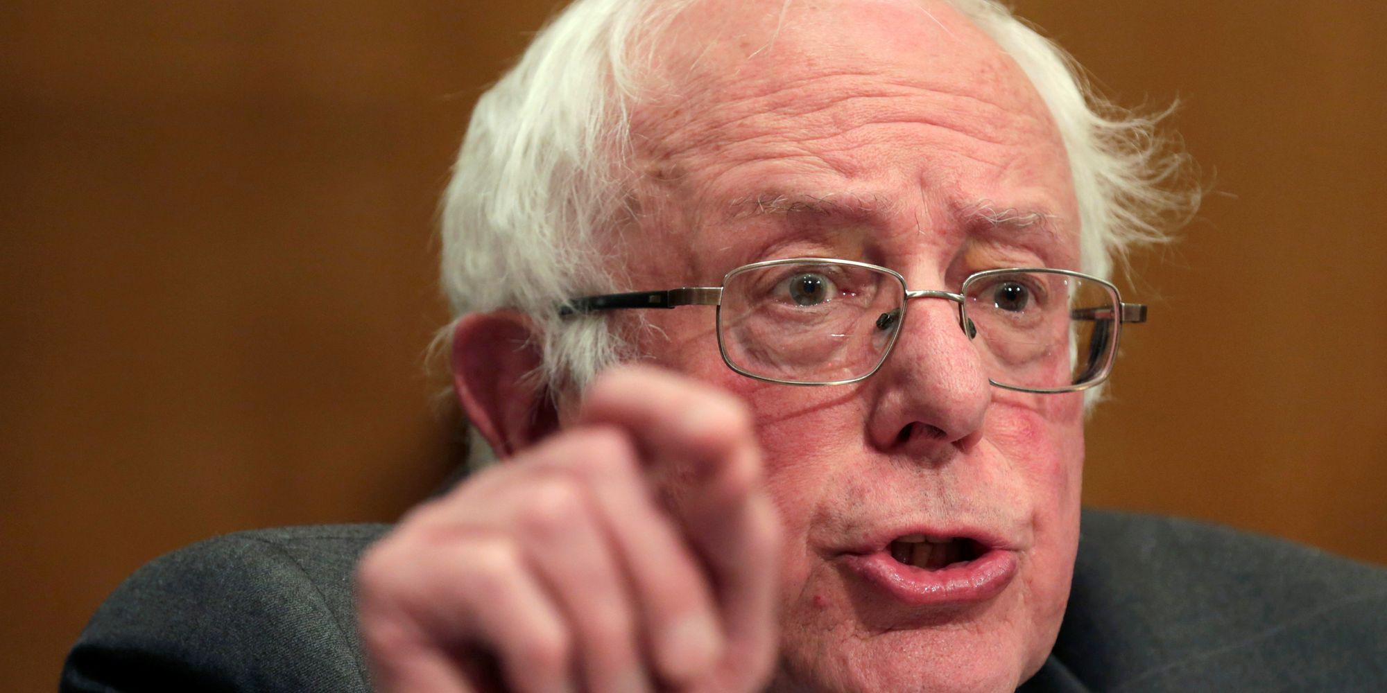 Bernie Sanders Can't Get Rick Perry To Admit Climate Change Is A Crisis