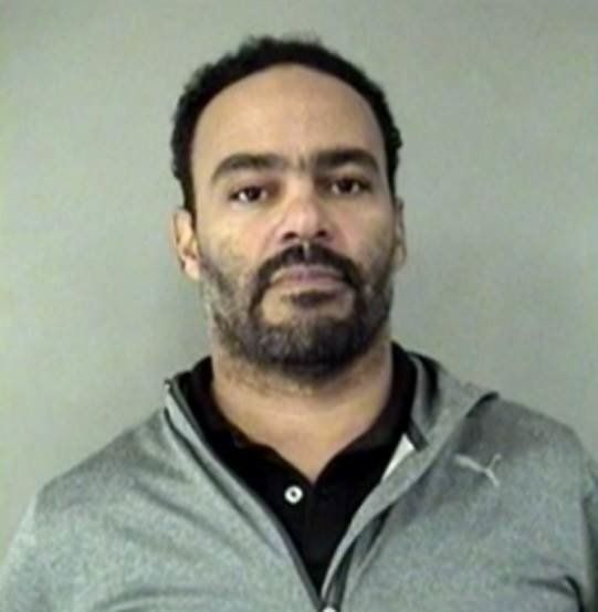 Marcus Sanford Patmon 45 was arrested and charged with unauthorized use of a vehicle Sunday police said