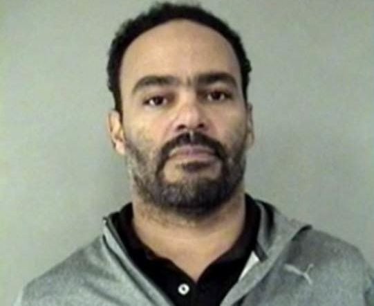 Marcus Sanford Patmon, 45, was arrested and charged with unauthorized use of a vehicle Sunday, police said.