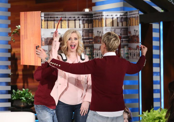 Ellen DeGeneres surprised Ashley Gardner, the mom who hid from her kids in a pantry in a viral video, with a trip to Hawaii and a portable pantry.
