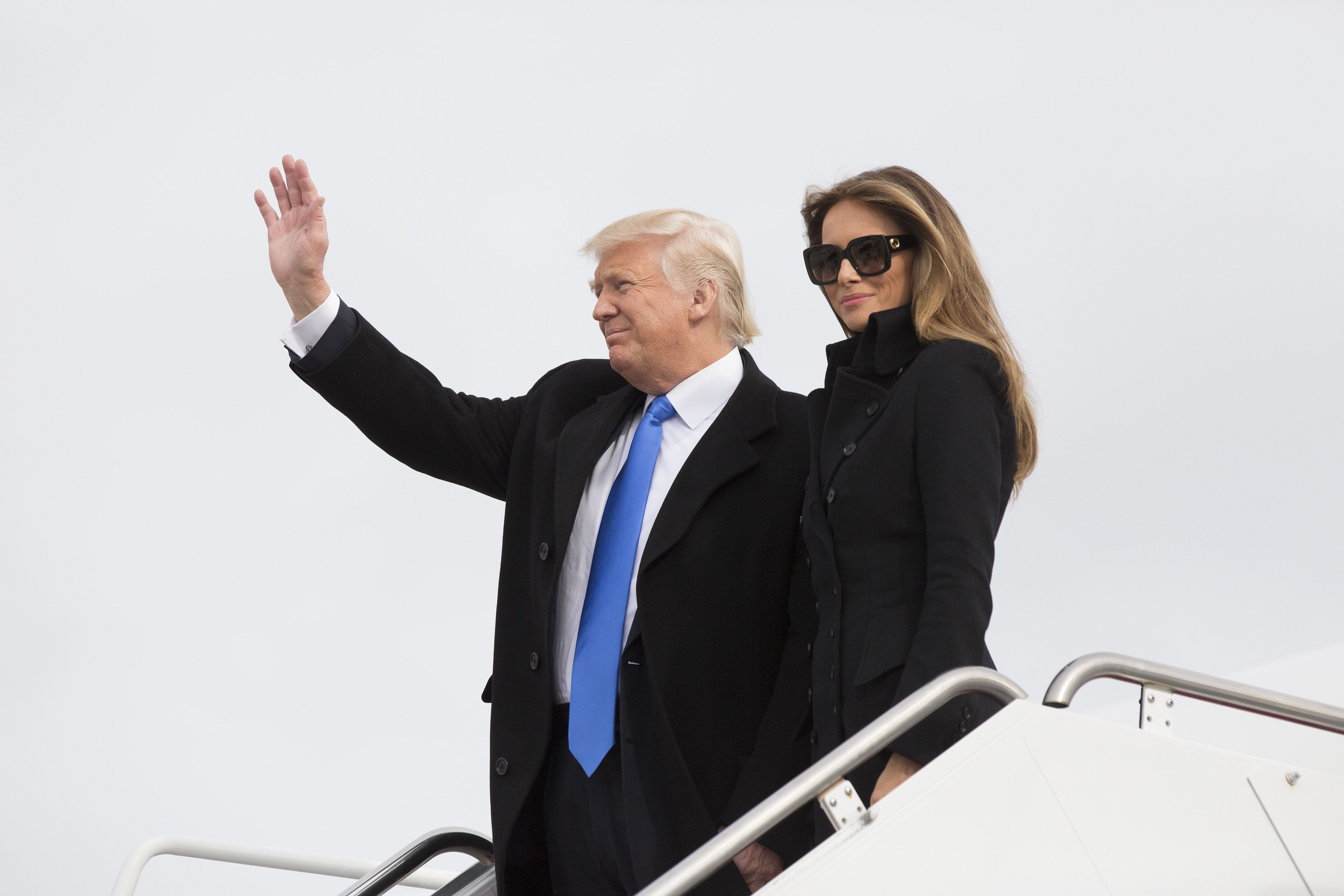 Donald Trump will be sworn in as the 45th President of the United States on Friday.