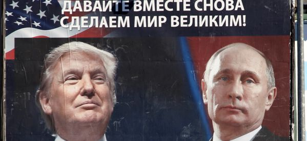 The View From Moscow: How The Russian Media Covers Trump
