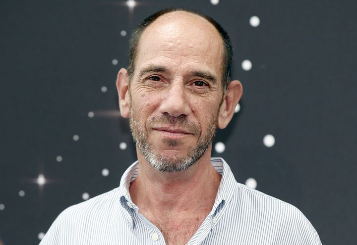 "Miguel Ferrer attends a photocall for ""NCIS: LA"" n 2014."