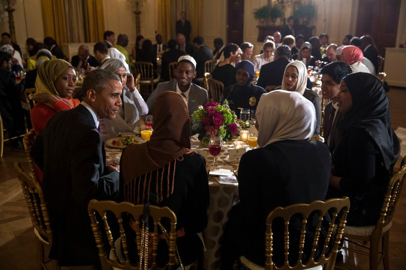 The 2015 White House Iftar