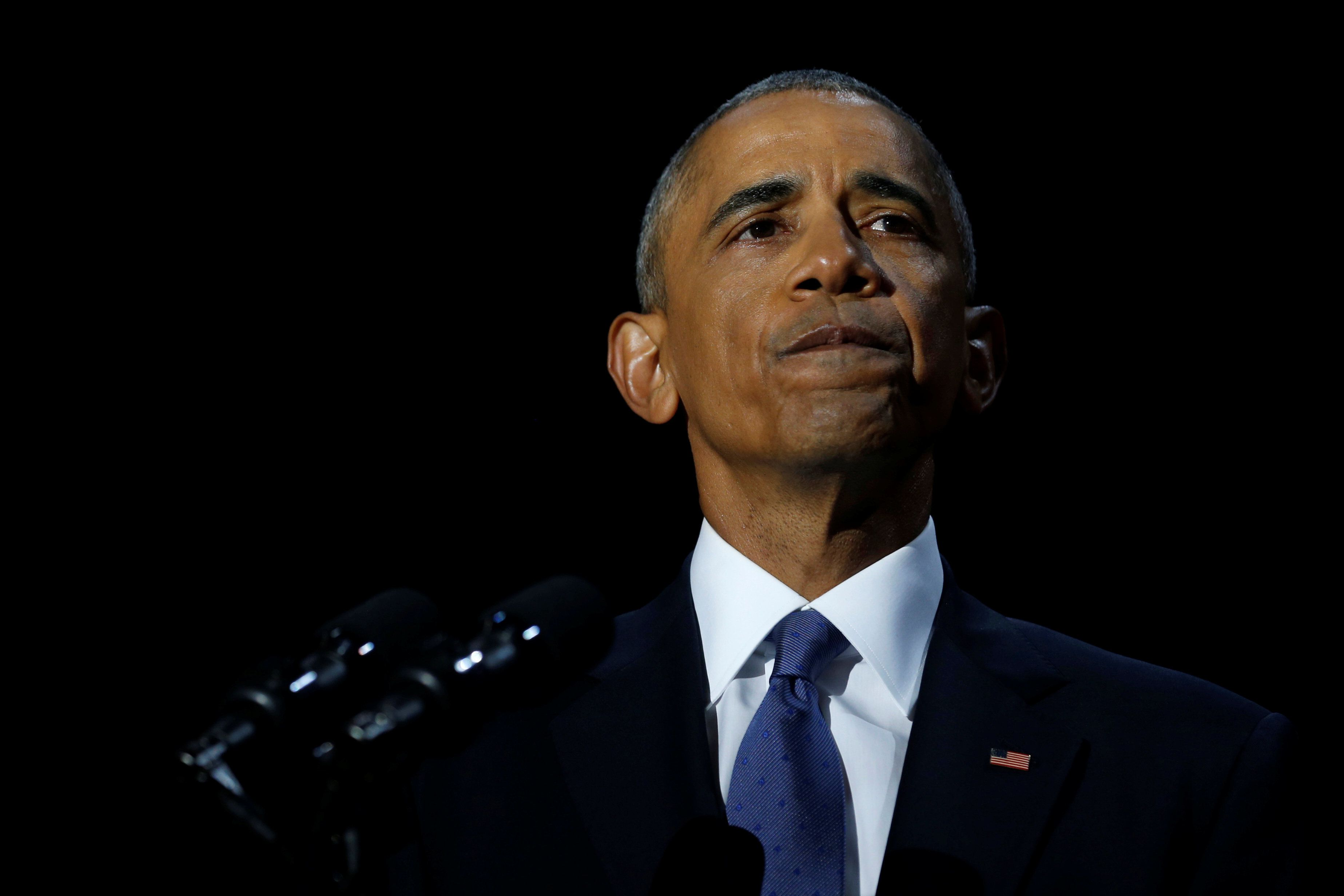 President Barack Obama Saw Himself -- His Persona And Story -- As The