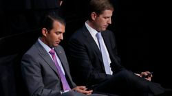 Trump's Sons Say Some People May Deserve Twitter