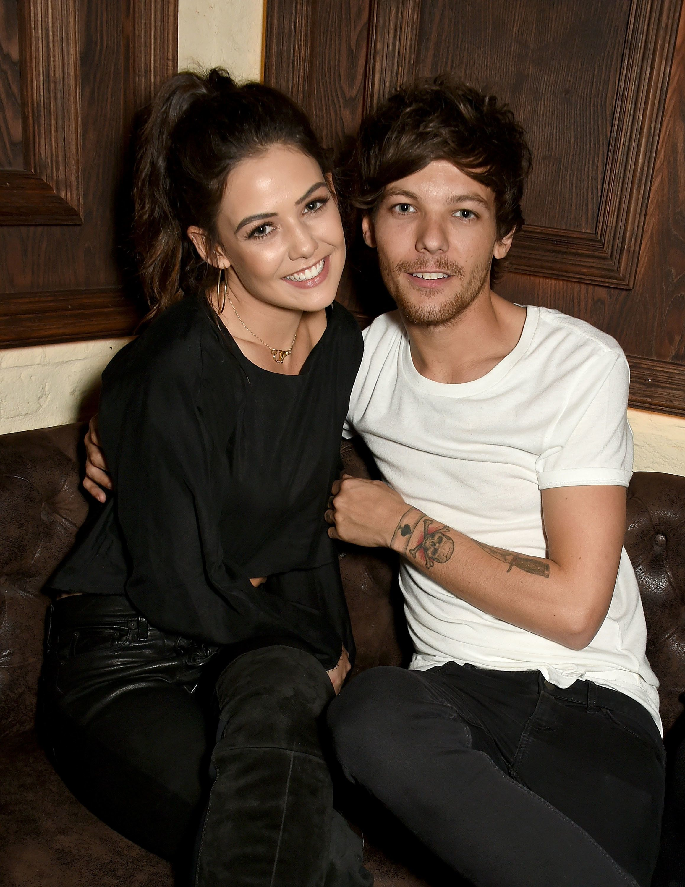 Louis Tomlinson 'Splits From Girlfriend Danielle Campbell', Just Weeks After Mother's