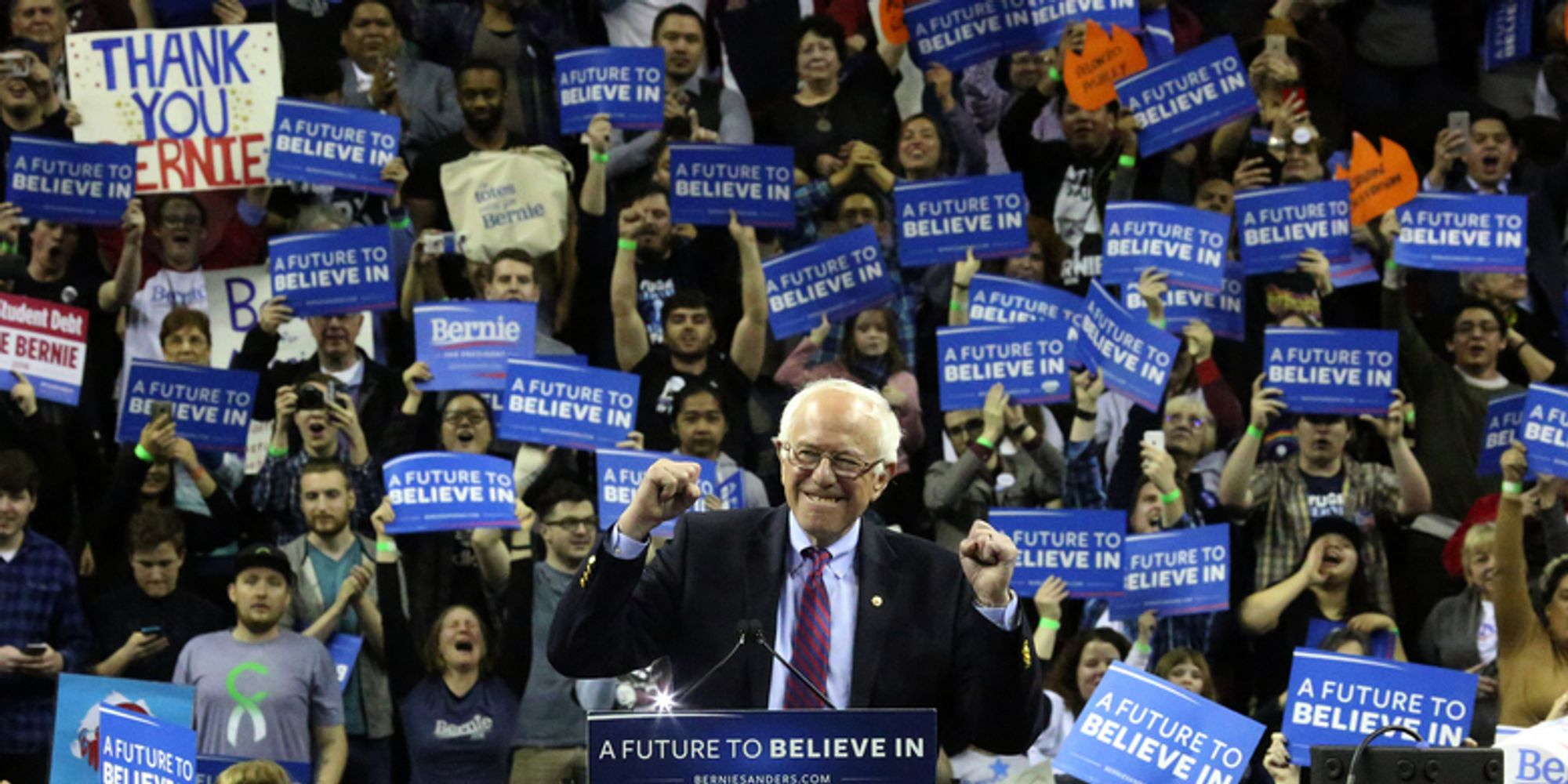 Bernie Sanders Should Have Been America's 45th President. Democrats Elevated Trump and Cheated Bernie