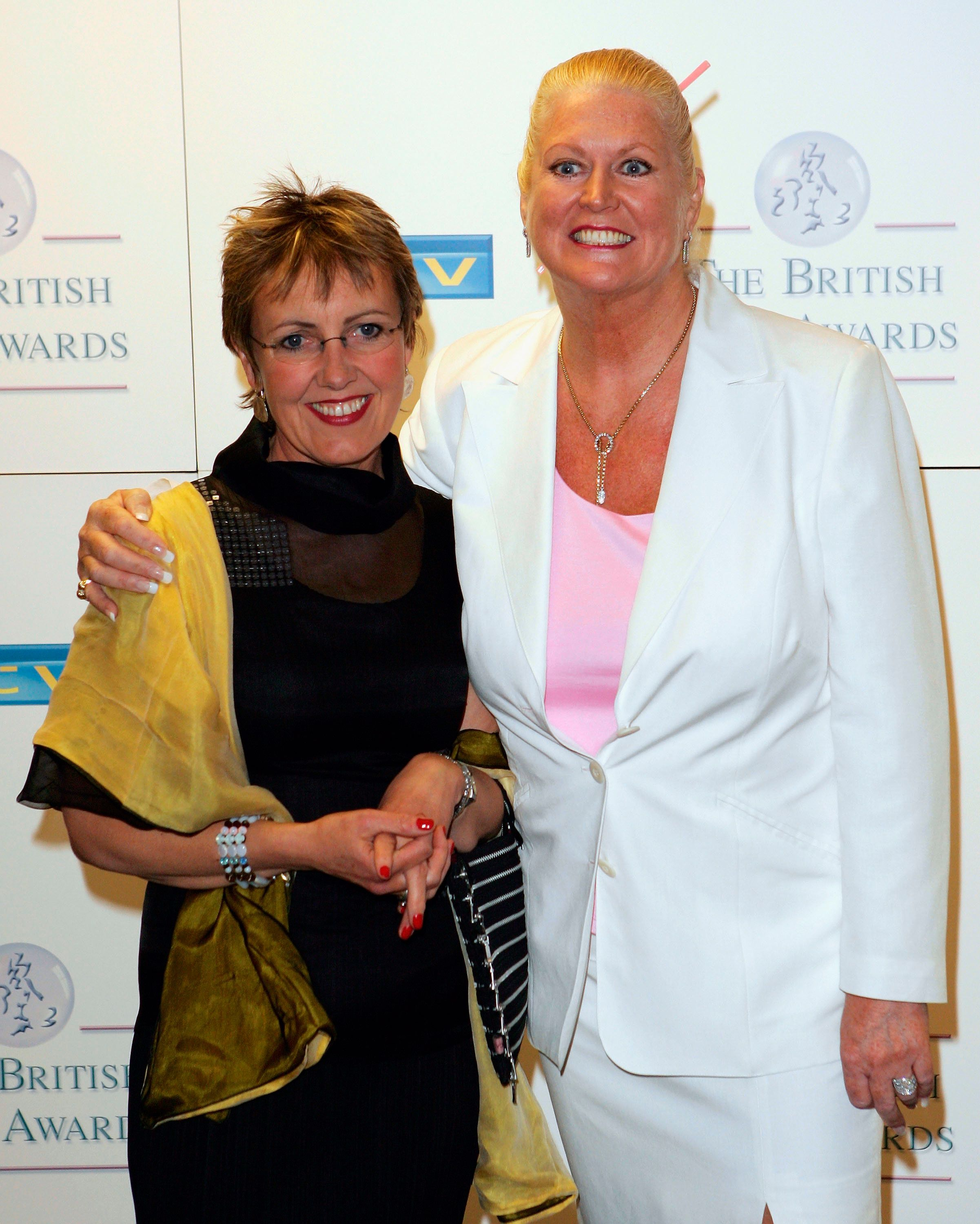 Kim and Aggie in