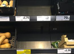 Veg Shortage Extends Beyond Courgettes, With Tomatoes, Broccoli And Lettuce In Short Supply