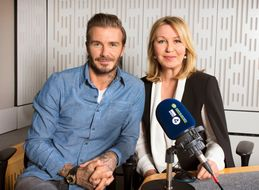David Beckham To Be Castaway For Desert Island Discs 75th Anniversary
