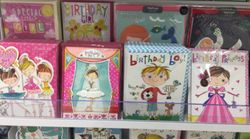 Man Calls Out Supermarket For Selling Kids' Birthday Cards That Portray Gender