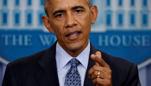Outgoing: Barack