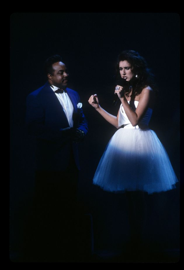 Celine Dion performed the song from the original animated film with Peabo