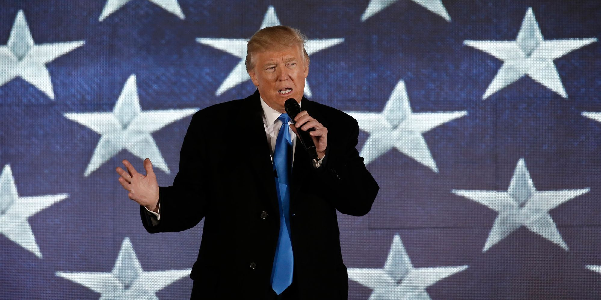 Read Live Updates From Donald Trump's Presidential Inauguration