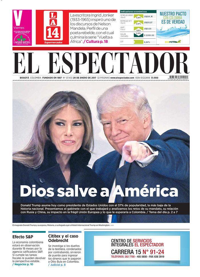 """""""God save America"""""""