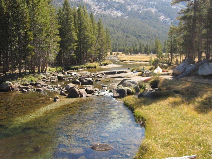 Yosemite National Park, 2012