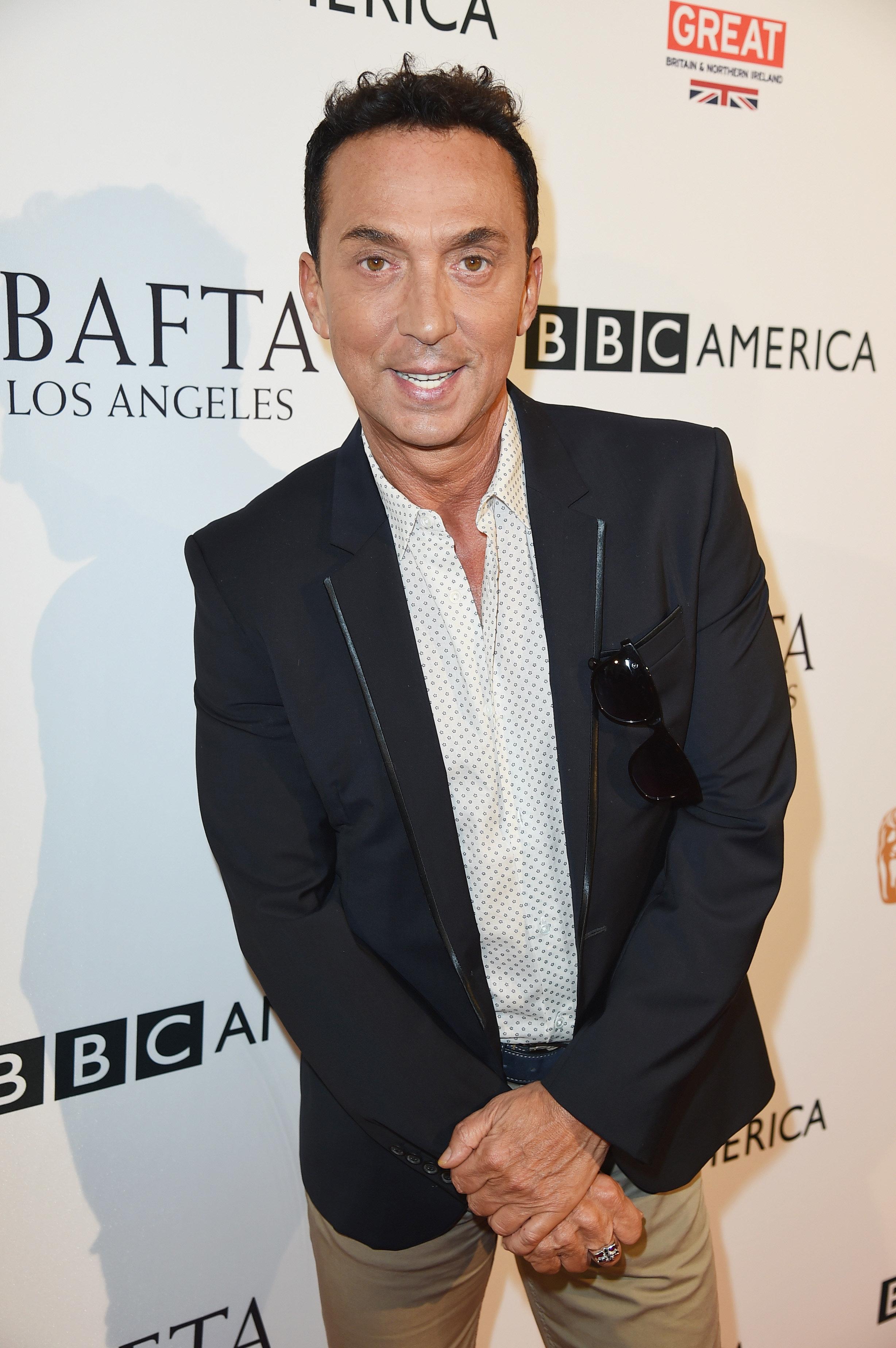 'Strictly Come Dancing' Judge Bruno Tonioli Lands Eurovision