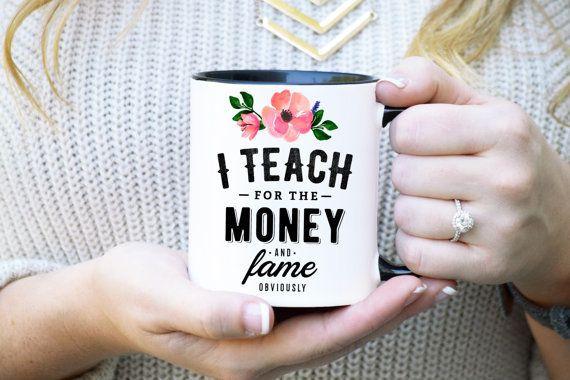 """$14.99, <a href=""""https://www.etsy.com/listing/479791578/teacher-mug-gift-for-teacher-teacher?ga_order=most_relevant&ga_se"""