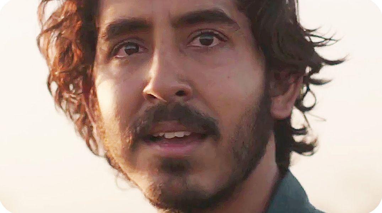 Dev Patel plays Saroo Brierley in the film