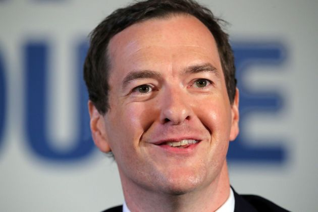 George Osborne Lands Lucrative Job With City Firm Blackrock