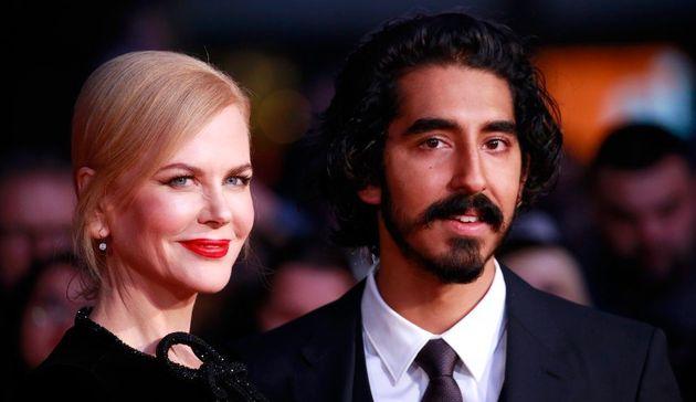 Dev Patel stars with Nicole Kidman in