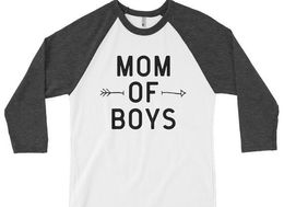 14 T-Shirts For Proud 'Boy Moms'