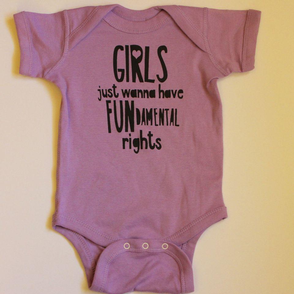 8 Feminist Onesies For Baby Girls And Boys  HuffPost Life