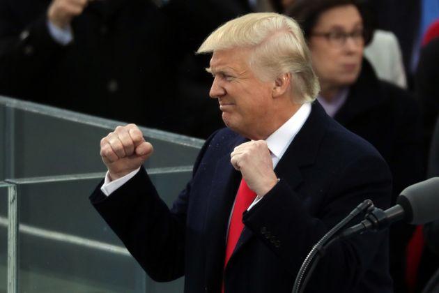 Donald Trump's Inauguration Speech In
