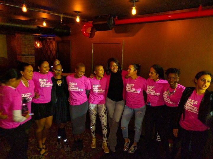 As of Jan. 20, 2017, (Four Women) Run For ALL Women had raised more than $89,000 for Planned Parenthood.