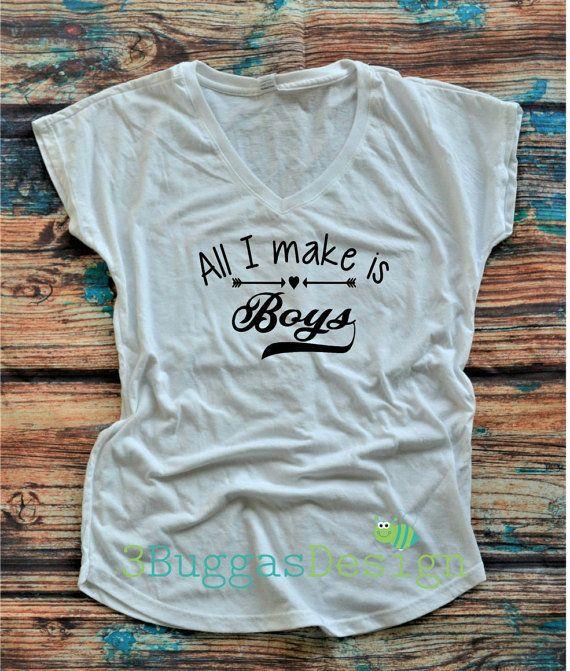 """$25, <a href=""""https://www.etsy.com/listing/506024123/boy-mom-shirtall-i-make-is-boysmom-of?ga_order=most_relevant&ga_sear"""