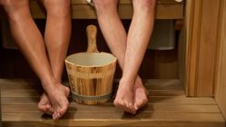 Sweating In A Sauna Might Help Keep Your Brain