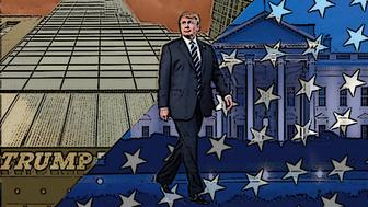 From Trump Tower to the White House