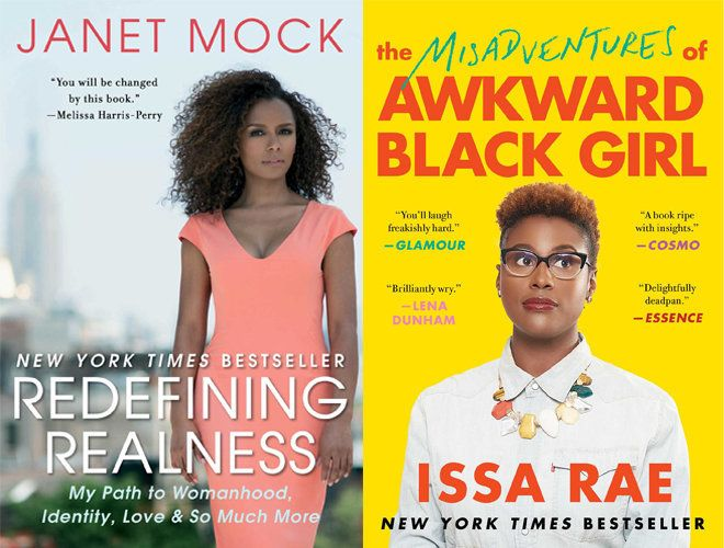 Get Janet Mocks And Issa Raes Books For Free In Honor Of