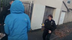 British Police Tasered Their Own Race Relations